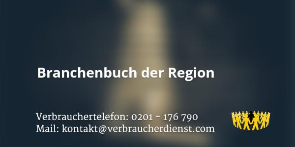 Beitragsbild: Branchenbuch der Region