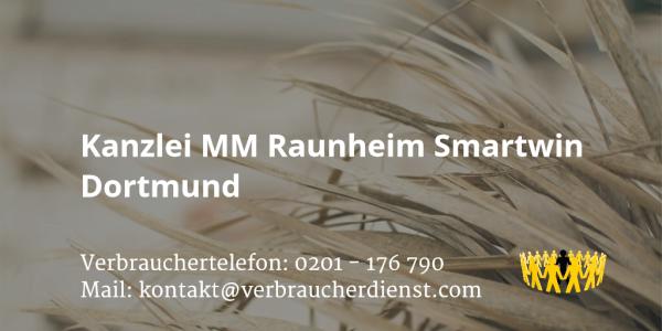 Beitragsbild: Kanzlei MM Raunheim Smartwin Dortmund
