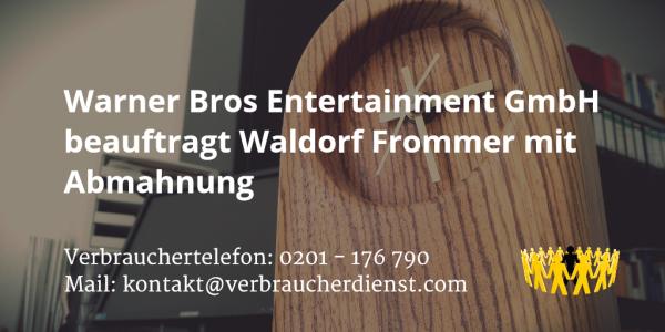 Beitragsbild: Warner-Bros--Entertainment-GmbH-beauftragt-Waldorf-Frommer-mit-Abmahnung