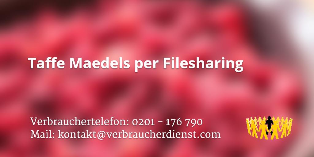 Beitragsbild: Taffe Maedels per Filesharing