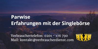 Beitragsbild: Parwise – Erfahrungen mit der Singlebörse