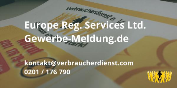Bild Europe Reg. Service Ltd