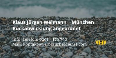 Beitragsbild: Klaus Jürgen Weimann München