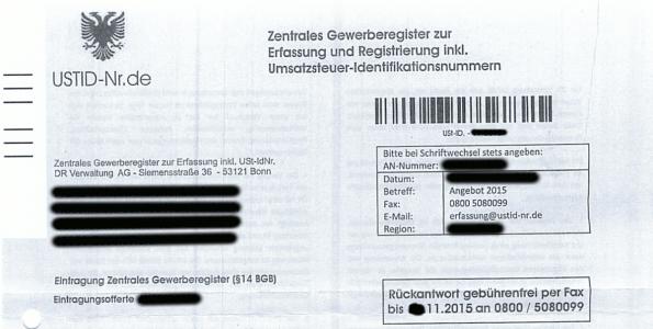 Cild DR Verwaltung AG Formular Logo