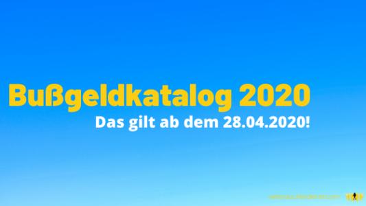 Bild: Bußgeldkatalog 2020: Fahrverbot nun schon ab 21 km/h zu schnell